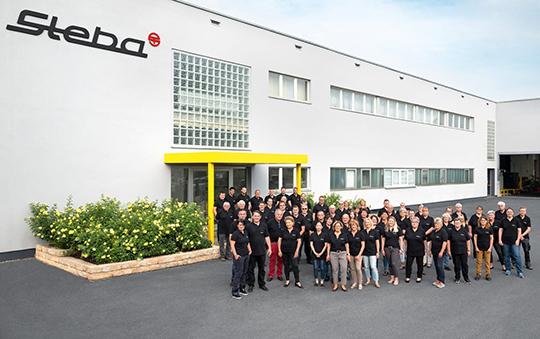 Завод Steba в Германии